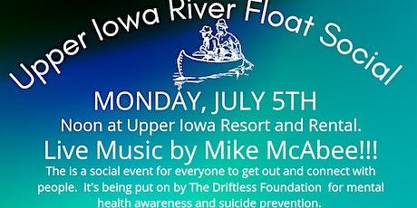 Upper Iowa Social Float Trip tickets