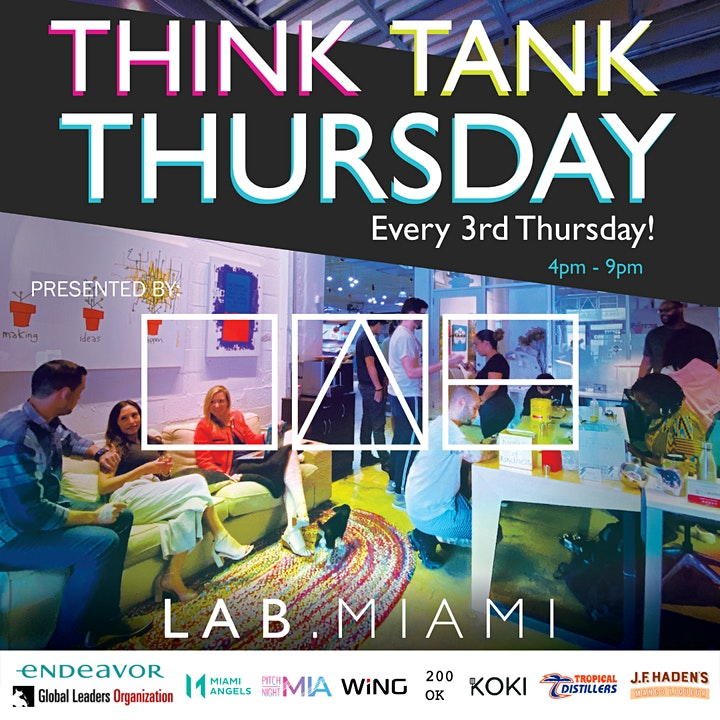 LAB Miami Think Tank Thursdays image