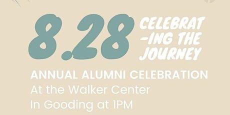 The Walker Center's Annual Alumni Celebration tickets
