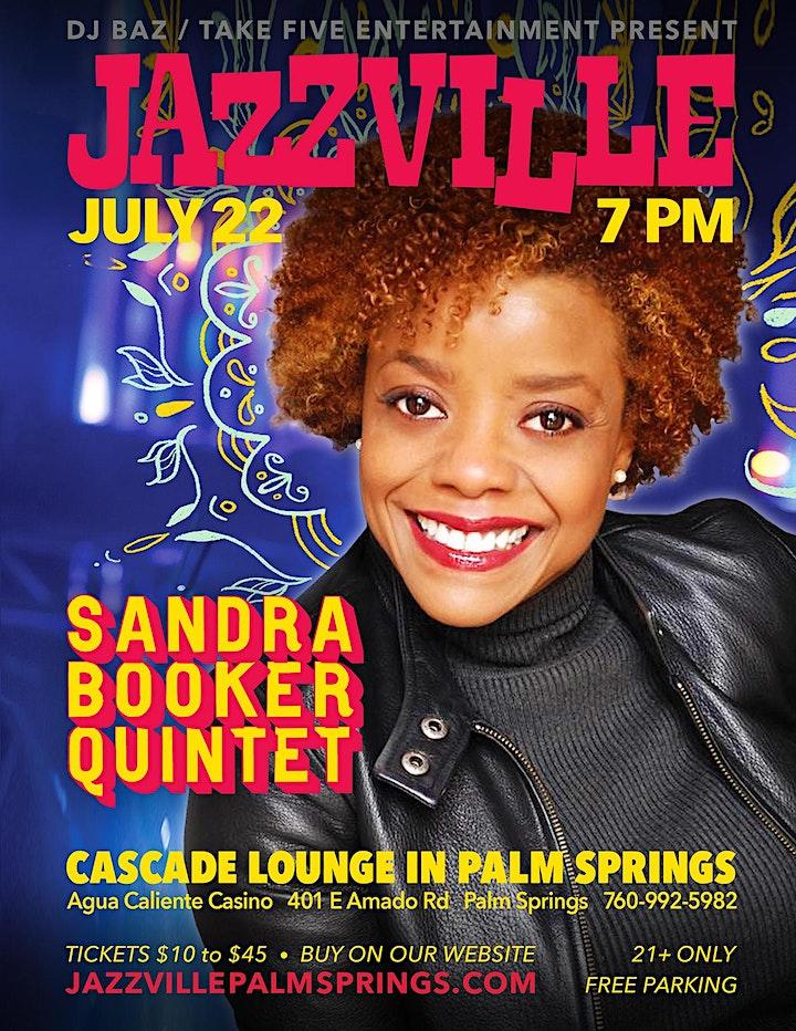 Sandra Booker Quintet image