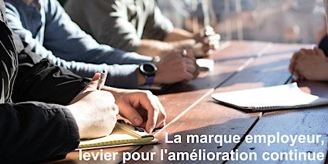 ASQ Montreal: La marque employeur, levier pour l'amélioration continue billets
