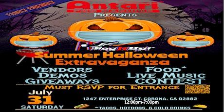 Summer Halloween Extravaganza tickets