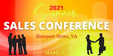 2021 Summer Sales Conference tickets