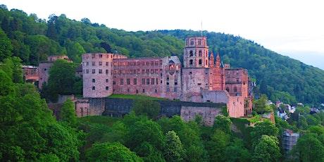 Mi,14.07.21 Wanderdate Single Tour zum Heidelberger Schloss für 60+ Tickets