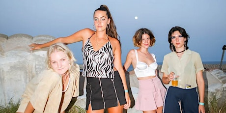Hinds - An Official Lollapalooza Aftershow tickets