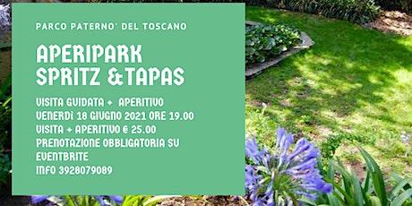 Catania Nobile: Visita al Parco Paternò del Toscano + Aperipark biglietti