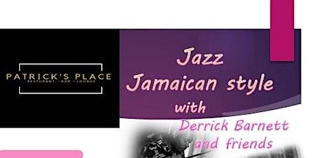 Jamaican Jazzmtazz tickets