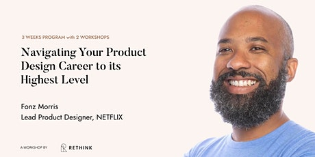 Strategies to Navigate Your Challenges as a Product Designer tickets