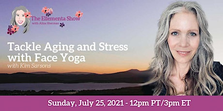 Tackle Aging and Stress with Face Yoga tickets