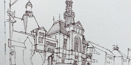 Urban Sketching tickets