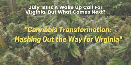 Cannabis Transformation: Hashing Out the Way for Virginia tickets