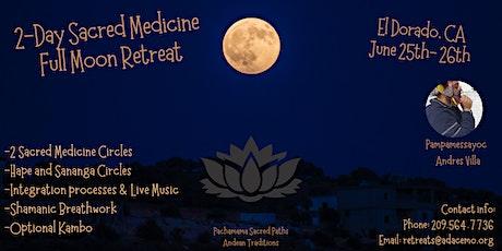 Sacred Medicines Celebration Ceremony tickets