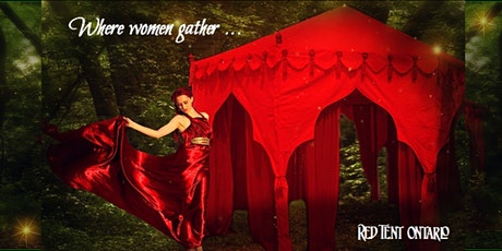 (Virtual) Red Tent - Aug 7 tickets