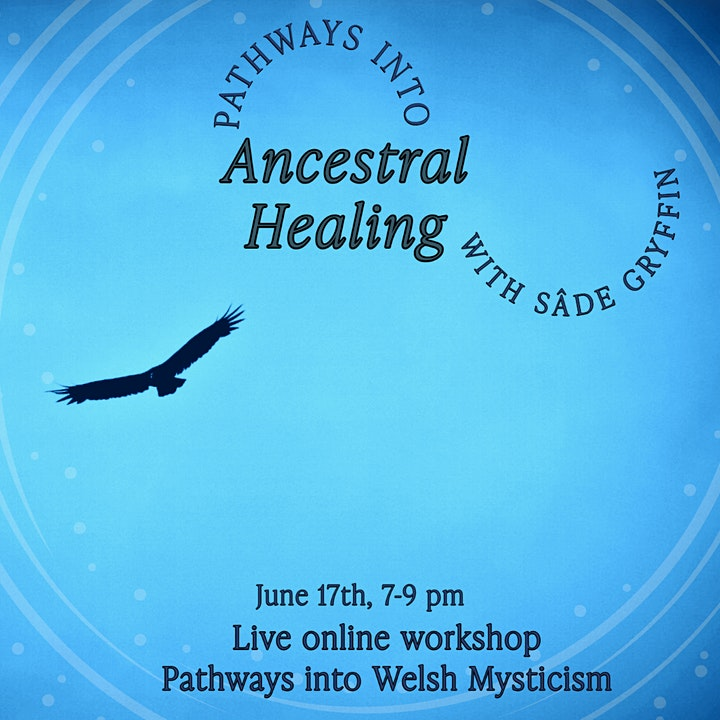 Pathways into Welsh Mysticism. Integrating ancient wisdom into your life. image
