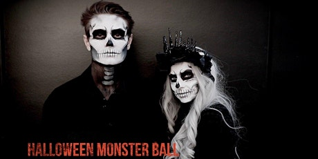 Halloween Monster Ball tickets