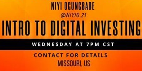 BAG TALK: intro to digital investing tickets