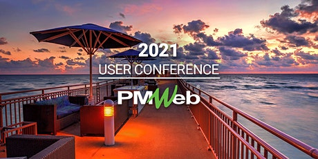 PMWeb 2021 User Conference and Optional Training tickets
