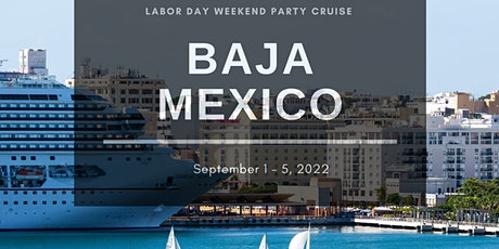 San Francisco LABOR DAY WEEKEND PARTY CRUISE - Hosted Group tickets