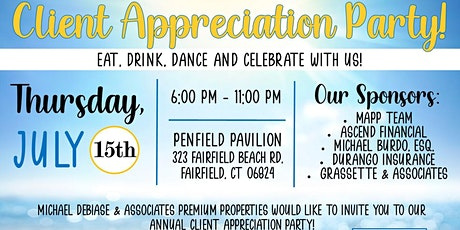 Client Appreciation Party! tickets