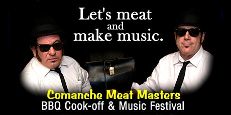 Comanche Meat Masters BBQ Cook-off & Music Festival tickets