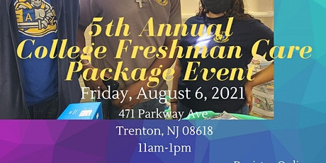 College Care Package Giveaway tickets