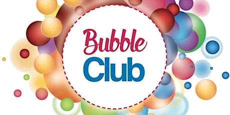 21/06/21 Bubble Club tickets