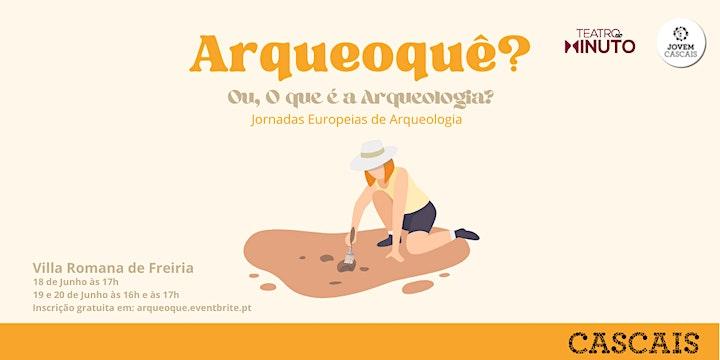 imagem Arqueoquê? Ou, O que é a arqueologia?