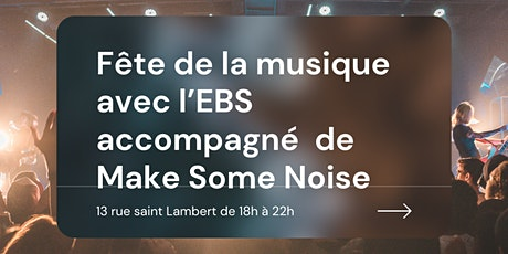 Fête de la Musique du 21 Juin billets