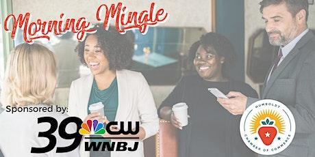 Morning Mingle - June 2021 tickets