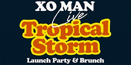 'Tropical Storm' launch party & brunch tickets