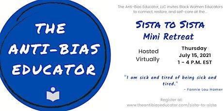 Sista to Sista: Mini-Retreat tickets