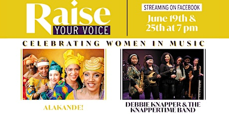 Raise Your Voice: Celebrating Women in Music tickets