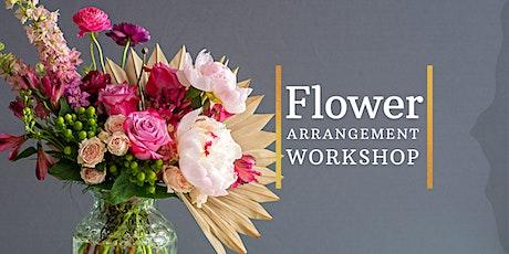 Flower Arrangement Workshop tickets