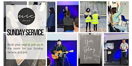 UIC Church Service - 20th June 2021 tickets