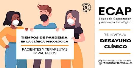 TIEMPOS DE PANDEMIA EN LA CLÍNICA PSICOLÓGICA entradas