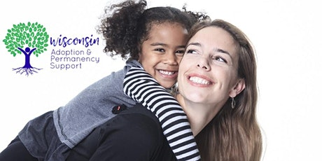 Natural Hair Care for Adoptive and Guardianship Families: Madison tickets