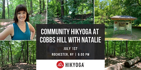 Complimentary Hikyoga at Cobbs Hill with Natalie tickets