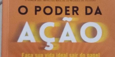 Palestra O PODER DA AÇÃO 2h ingressos