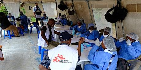 Séance d'information et de recrutement Médecins Sans Frontières (MSF) billets