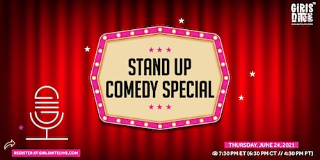LIVE! Stand Up Comedy Special tickets
