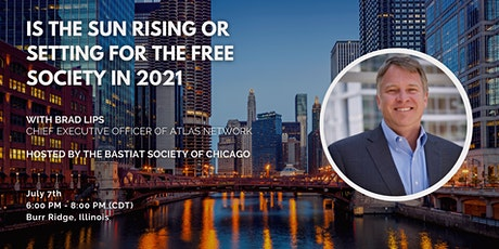 """Chicago: """"Is the Sun Rising or Setting for the Free Society in 2021"""" tickets"""