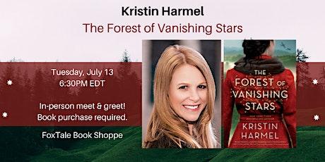 Kristin Harmel, The Forest of Vanishing Stars tickets