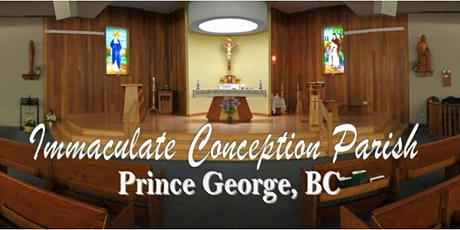 June 19 & 20, 2021  Immaculate Conception Sunday Mass Tickets tickets