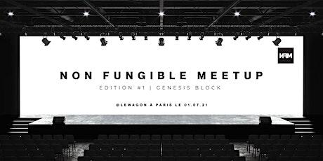 Non Fungible Meetup #1 | Genesis Block tickets