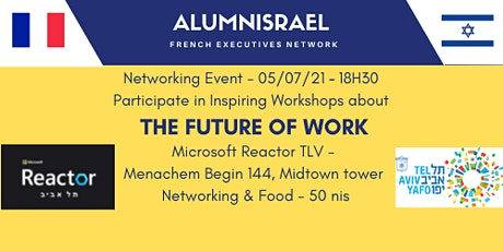 Networking : Participate in Inspiring Workshops About the Future of Work tickets