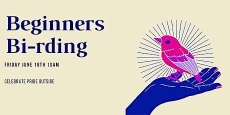LO Portland | Beginners Bi-rding tickets