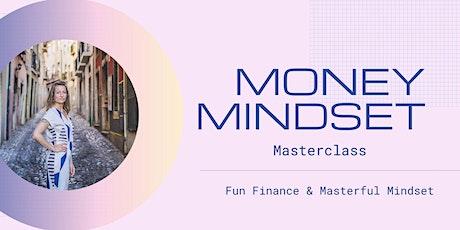 Women's ´Money Mindset Masterclass  - Free tickets