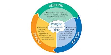 Clases de preparación y resiliencia de Imagine You: Serie C entradas