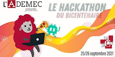 L'ADEMEC fait son Hackathon ! billets