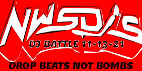 The Nation Wide Sound DJ Competition tickets